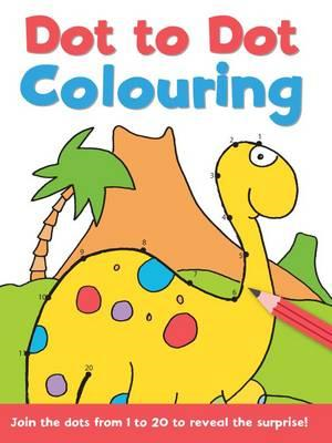 Dot to Dot and Colour (BOK)