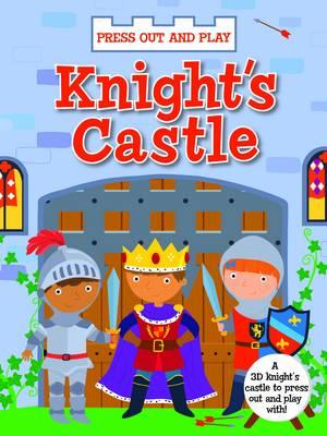 My Press Out and Play Book Knight's Castle (BOK)