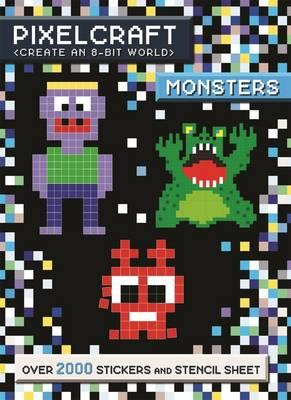 PixelCraft Monsters (BOK)