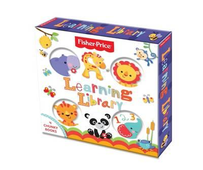 Fisher Price - My Learning Library (BOK)