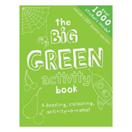 My Big Green Activity Book (BOK)