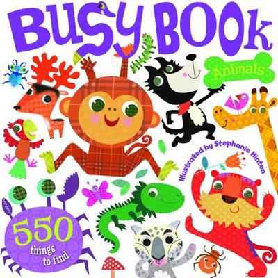 Busy Book Animals & Fairy Tales (BOK)
