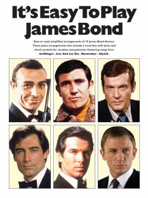 It's Easy to Play James Bond (BOK)