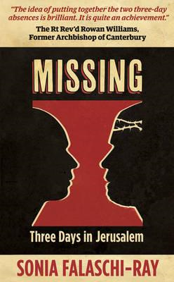 Missing: Three Days in Jerusalem (BOK)