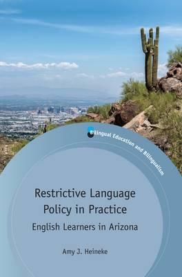 Restrictive Language Policy in Practice (BOK)