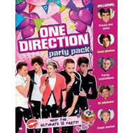 One Direction Party Pack (BOK)