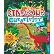 Dinosaur Creativity Book (BOK)