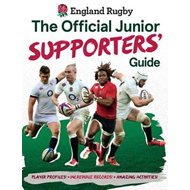 Produktbilde for England Rugby: The Official Junior Supporters' Guide (BOK)