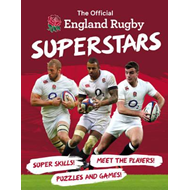 Official England Rugby Superstars (BOK)