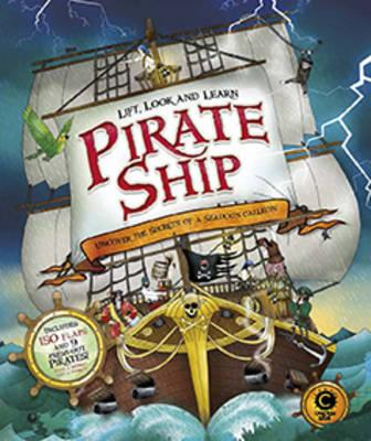 Lift, Look and Learn: Pirate Ship (BOK)