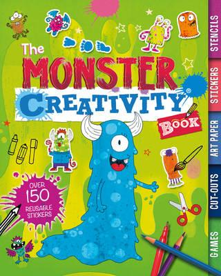 Monster Creativity Book (BOK)