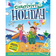 Creativity On the Go: Holiday (BOK)