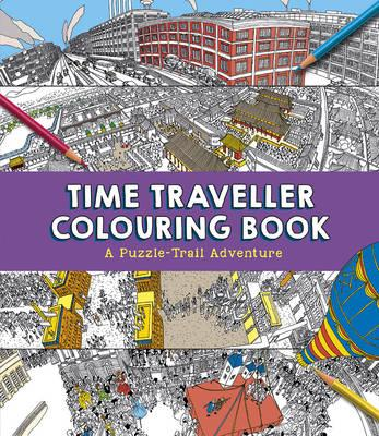 Time Traveller Colouring Book (BOK)