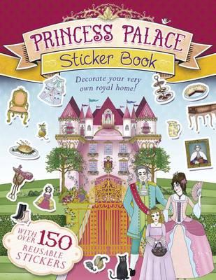 Princess Palace Sticker Book (BOK)