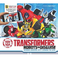 Transformers Robots in Disguise: Where Crown City Comes to L (BOK)