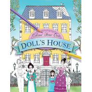 Colour Your Own Doll's House (BOK)