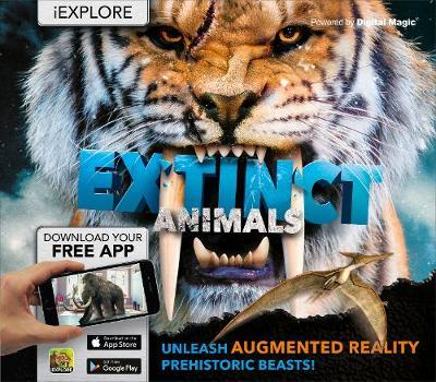 iExplore - Extinct Animals (BOK)