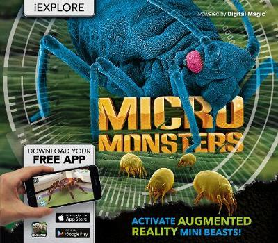 iExplore - Micromonsters (BOK)