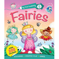 My First Creativity Book: Fairies (BOK)