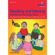 Speaking and Listening Activities for the Early Years (BOK)
