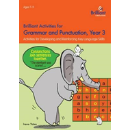 Brilliant Activities for Grammar and Punctuation, Year 3 (BOK)