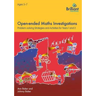 Open-ended Maths Investigations, 5-7 Year Olds (BOK)
