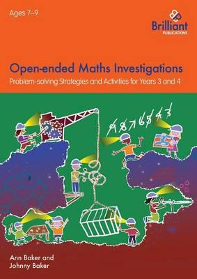 Open-ended Maths Investigations, 7-9 Year Olds (BOK)