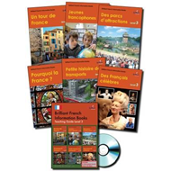 Brilliant French Information Books pack - Level 3 (BOK)