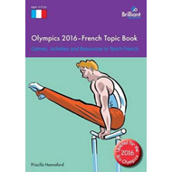 Olympics 2016 - French Topic Book (BOK)