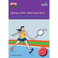 Olympics 2016 - Welsh Topic Book (BOK)