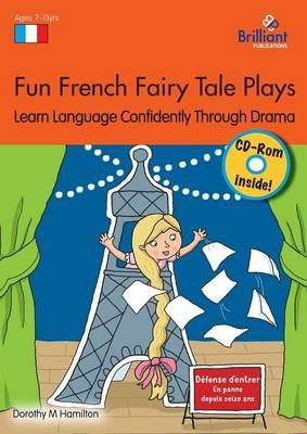 Fun French Fairy Tale Plays  (Book & CD) (BOK)