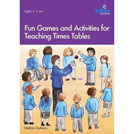Fun Games and Activities for Teaching Times Tables (BOK)