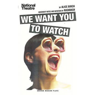 We Want You to Watch (BOK)