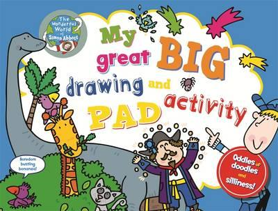 My Great Big Drawing and Activity Pad (BOK)