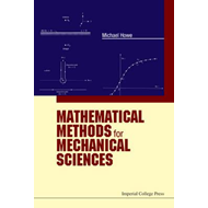 Mathematical Methods For Mechanical Sciences (BOK)