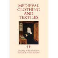Medieval Clothing and Textiles 11 (BOK)