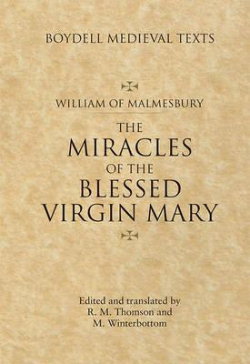 Miracles of the Blessed Virgin Mary (BOK)