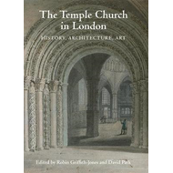 Temple Church in London (BOK)