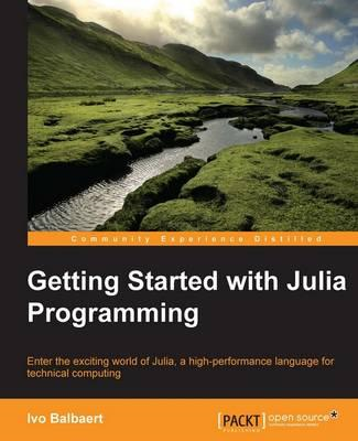 Getting Started with Julia Programming (BOK)