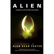 Alien: The Official Movie Novelization (BOK)