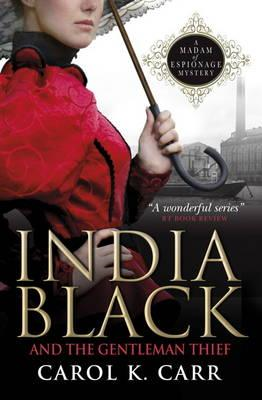 India Black and the Gentleman Thief (BOK)
