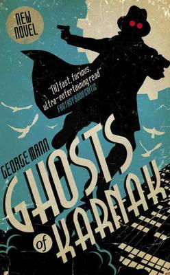 Ghosts of Karnak (A Ghost Novel) (BOK)