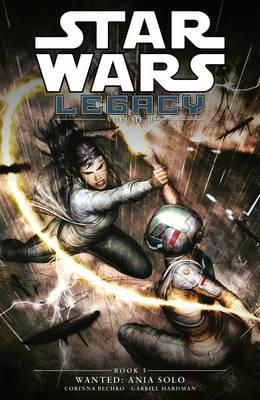 Star Wars Legacy - Wanted (BOK)