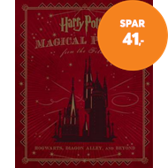 Produktbilde for Harry Potter - Magical Places from the Films (BOK)