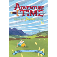 Adventure Time - A Totally Math Poster Collection (BOK)