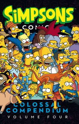 Simpsons Comics- Colossal Compendium (BOK)