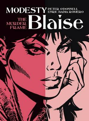 Modesty Blaise - The Murder Frame (BOK)