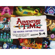Adventure Time - The Original Cartoon Title Cards (BOK)