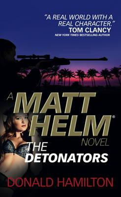 Matt Helm - The Detonators (BOK)