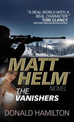 Matt Helm - The Vanishers (BOK)